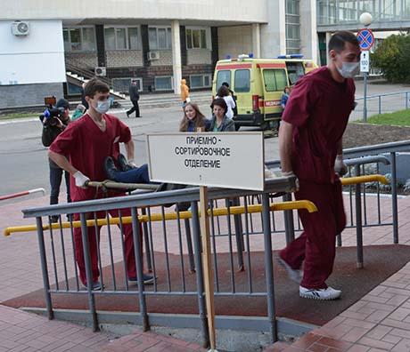 Отзывы 15 больница волгоград