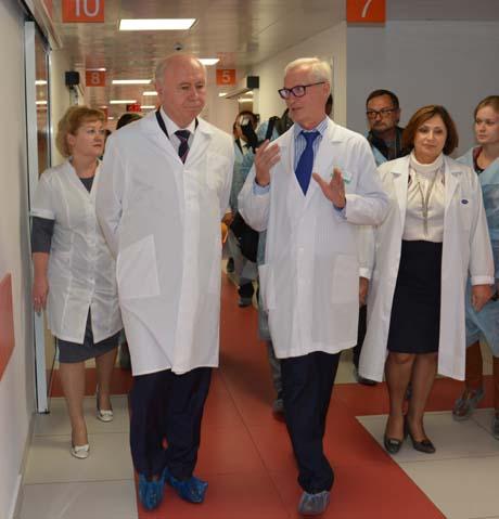 Магнитогорск новая поликлиника адрес